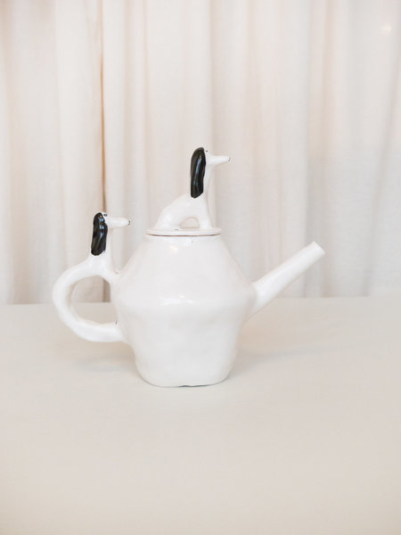 Eleonor Bostrom Coffeepot Dog