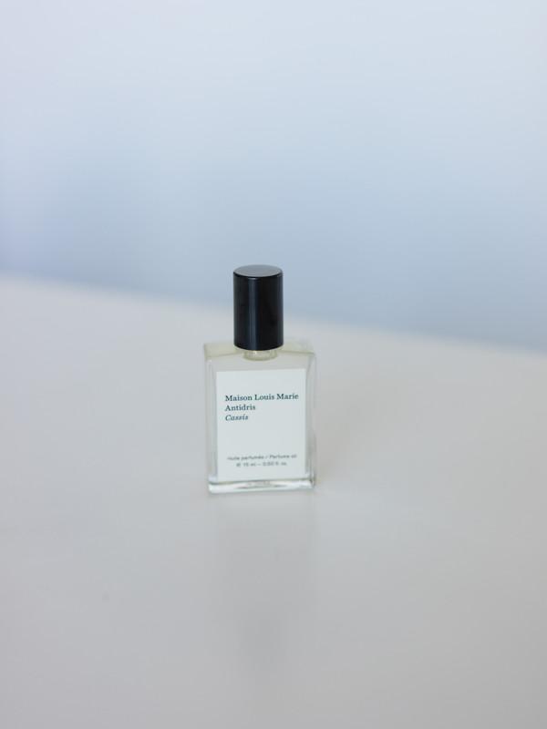 Maison Louis Marie - Antidris - Cassis Perfume Oil