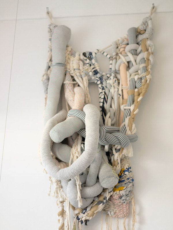 Jenny Rask Untitled 1 - Soft Wall Sculpture