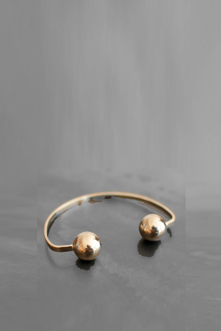 Sayaka Davis Gold Kris Bangle