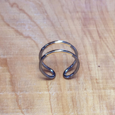 Melissa Joy Manning Bar Ring