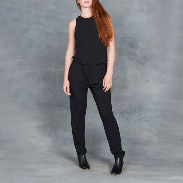 Tart Marisole Jumpsuit Black Modal