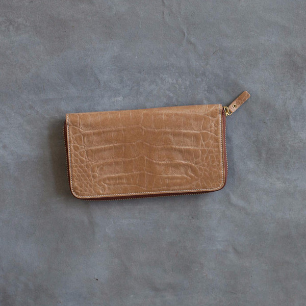 Uash Mama Vita Zip Wallet Washable Paper