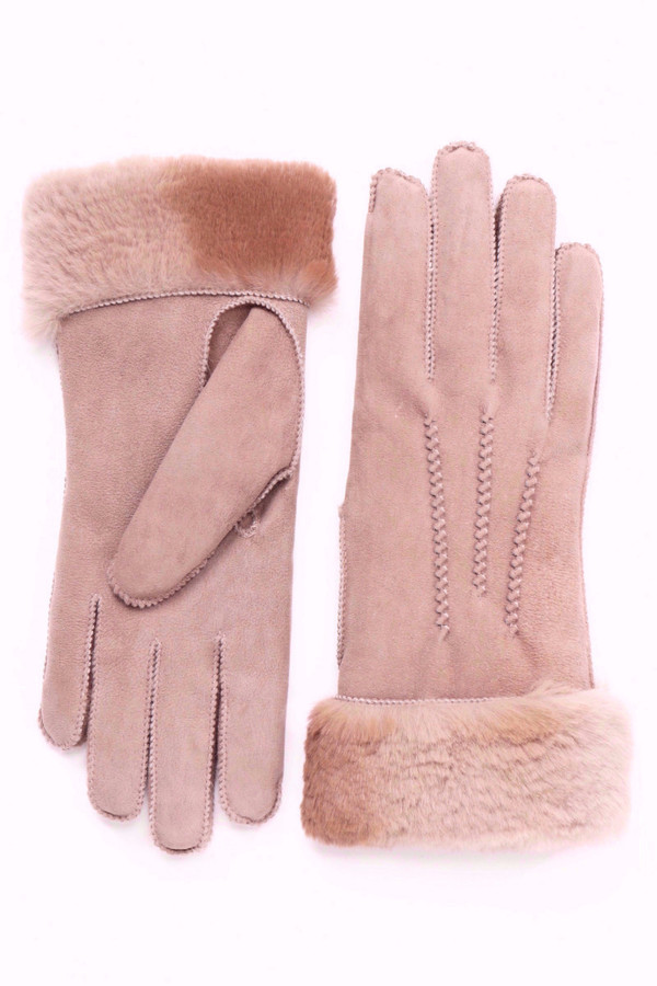 Georges Morand Rabbit Skin Gloves