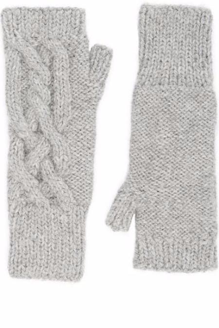 Eugenia Kim Joelle Gloves Light Gray