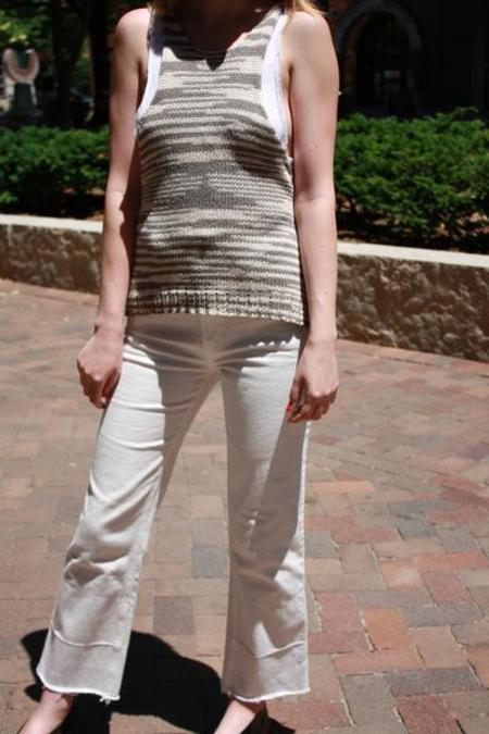 Lauren Manoogian Knit Space Tank