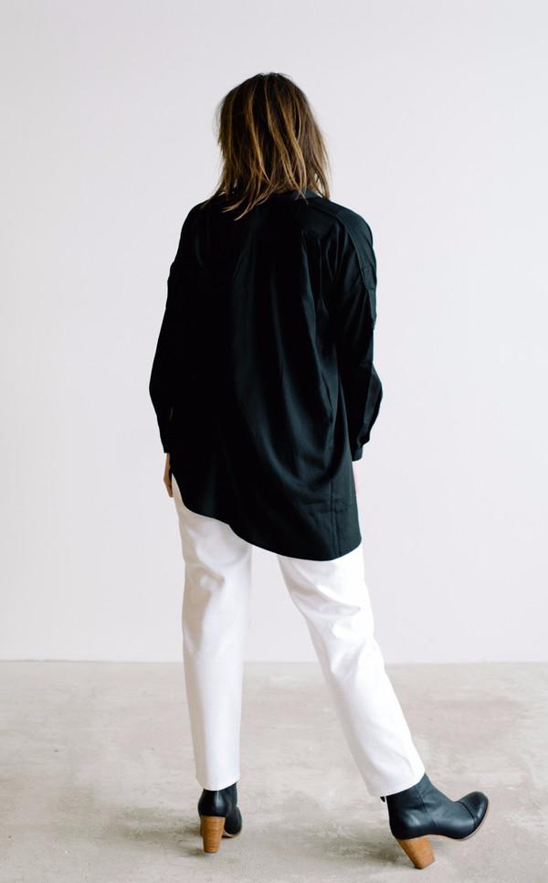 Wray Painter Tunic - Black