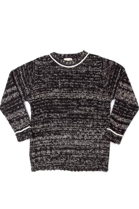 EMILIME Quin Sweater Black Mix