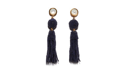 Lizzie Fortunato Havana Earrings