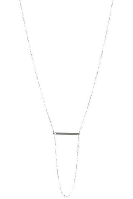 Lisbeth Jewelry SIA NECKLACE IN SILVER