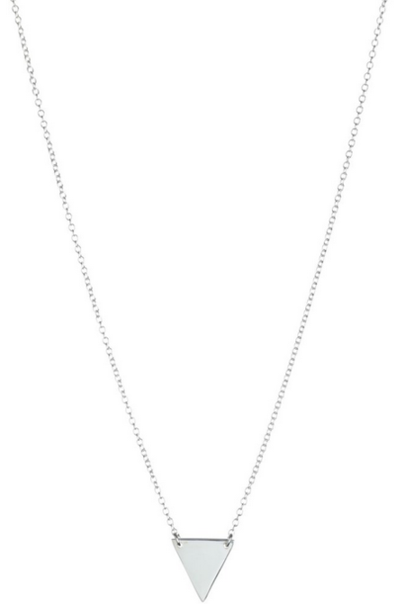 Lisbeth Jewelry NEVILLE NECKLACE IN SILVER