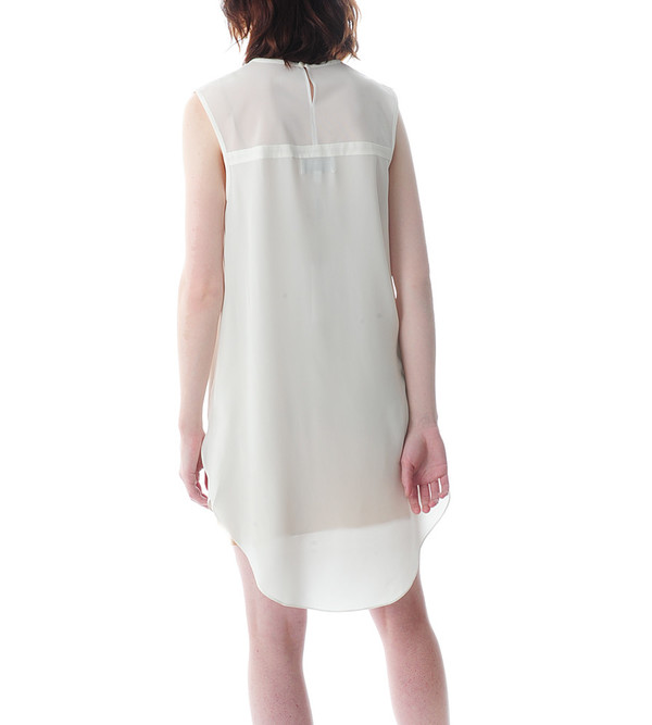 Public School Round Hem Dress