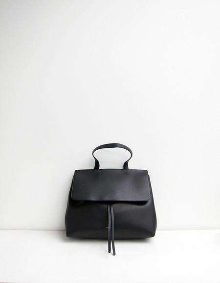 Mansur Gavriel Ladybag, Black/Royal