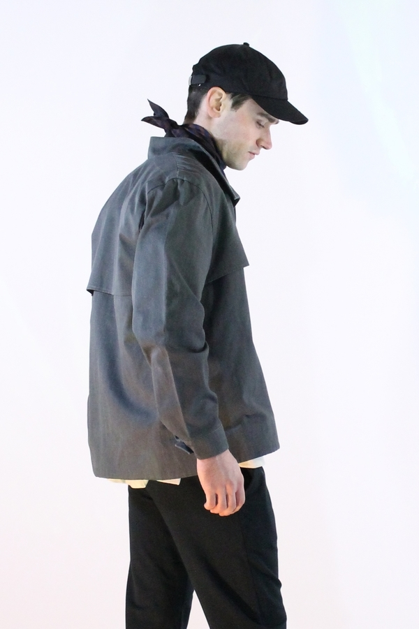Men's House of 950 hunch back jacket