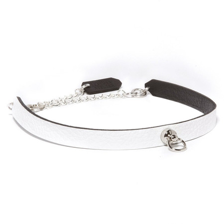 Leather Atelier Knocker Choker