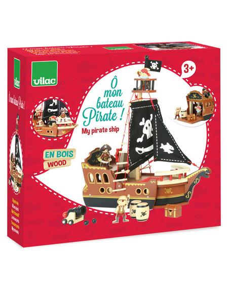 Vilac My Vilac Pirate Ship - CouCou Boston