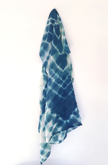 Gamma Folk Isa Scarf - One of a Kind