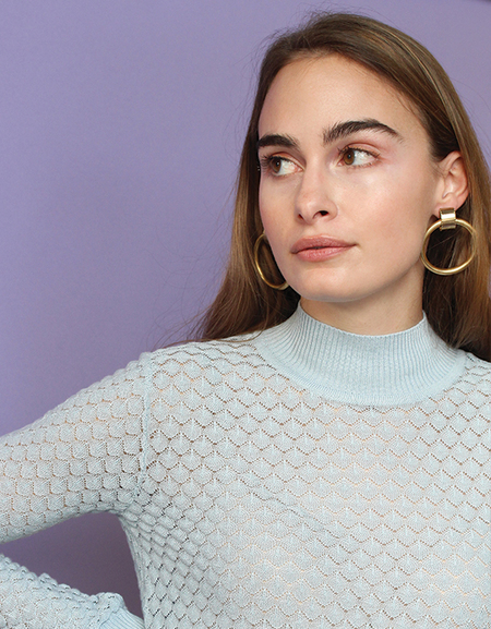 Laura Lombardi Routa Earrings