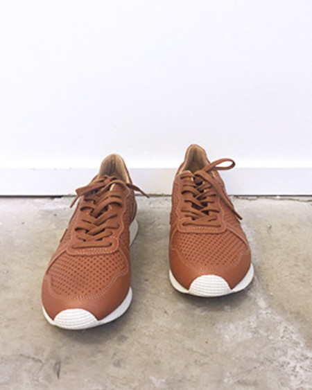 Veja Holiday Low Top Sneakers in Perforated Tuile