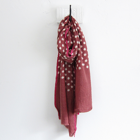 Matta Patti scarf - bark