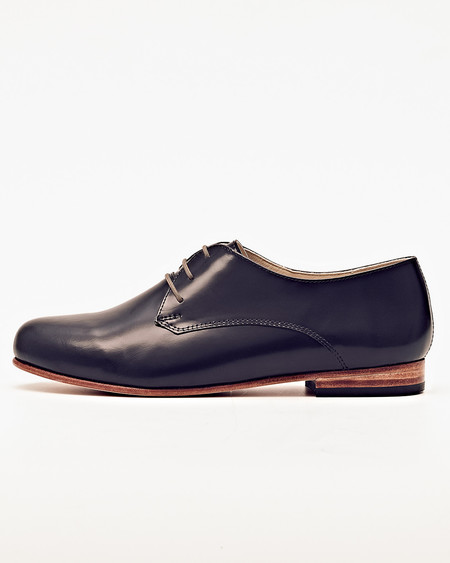 Nisolo Oliver Oxford Patent Leather