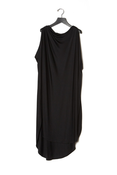 KES Circular Silk Jersey Dress