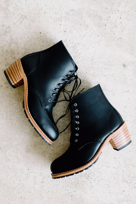 Red Wing Shoes Clara - Black Boundary