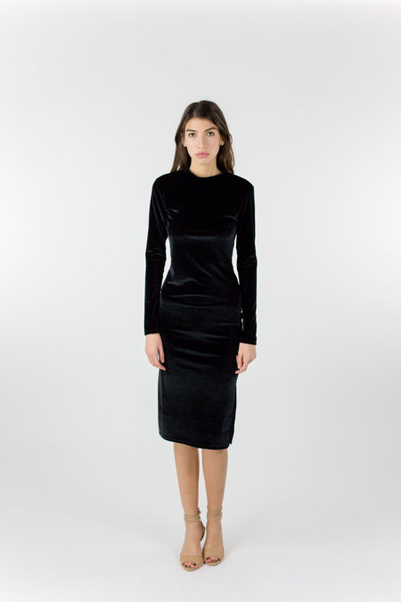 Just Female Balance Dress - Black
