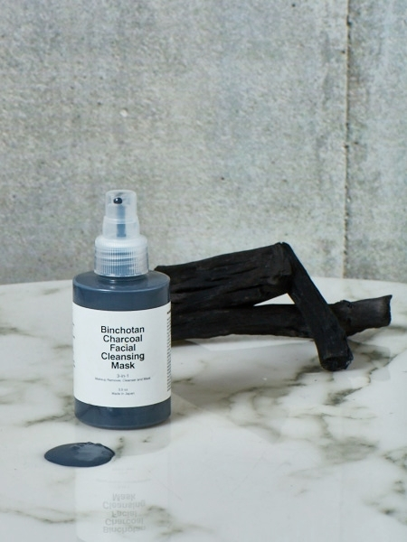 Binchotan Charcoal Face Wash / Face Mask