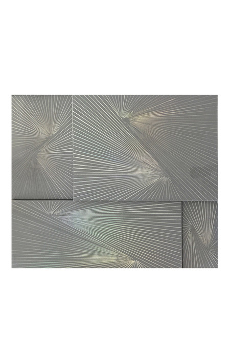 Sylvia Hommert Domination Horizontal 4 Panel