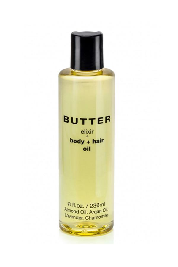 BUTTERelixir Body + Hair Oil 8 oz