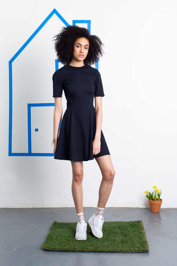Karie Laks All Aboard Dress