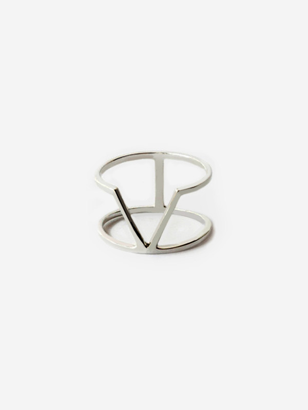 Still House Dara Ring Silver