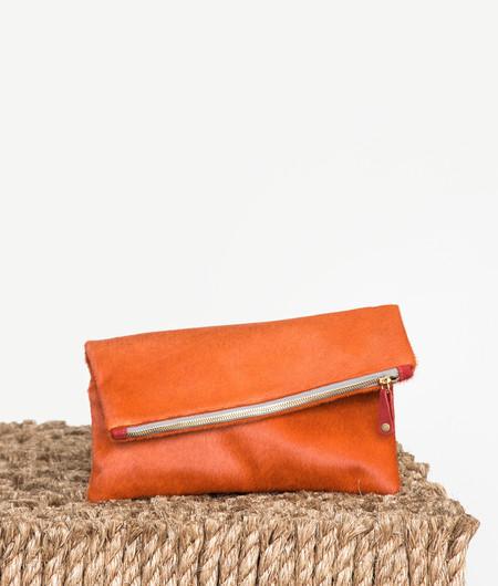 Ceri Hoover CURREY CROSS BODY - Burnt Orange