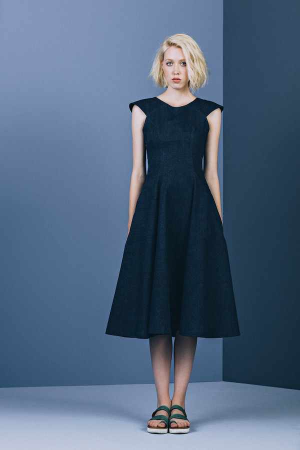 Eliza Faulkner Brooke Dress