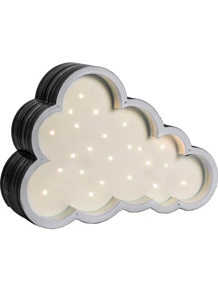 Petite Cloud Marquee Light - Norman & Jules