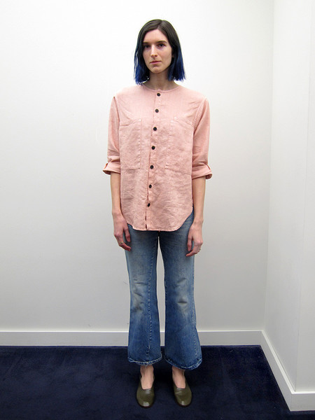 Unisex 69 Chill Dude Shirt, Dusty Rose