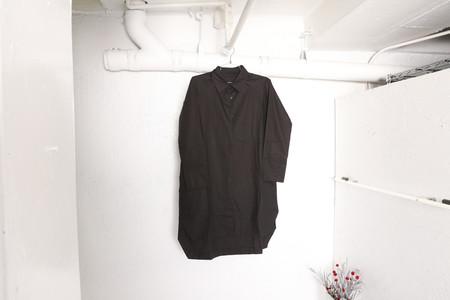 Intentionally Blank INFIN Oversized Shirt Dress