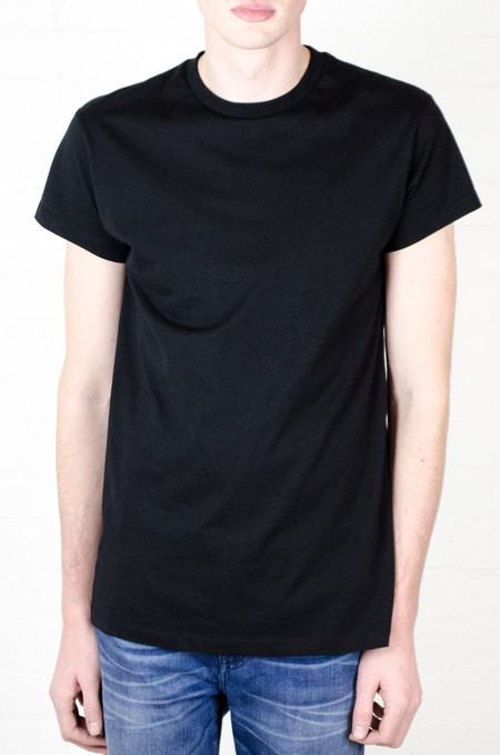Men's Won Hundred Black Layne Tee