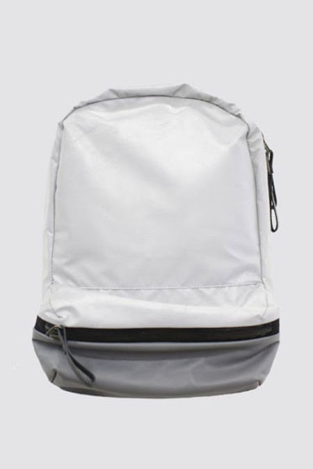 Nocturnal Workshop Barred Backpack Silver