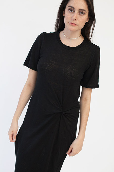 Objects Without Meaning Twist Tee Dress