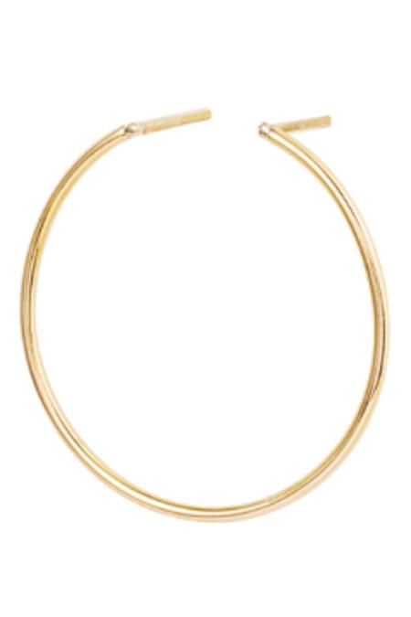 Sansoeurs Circle Earring (Gold)