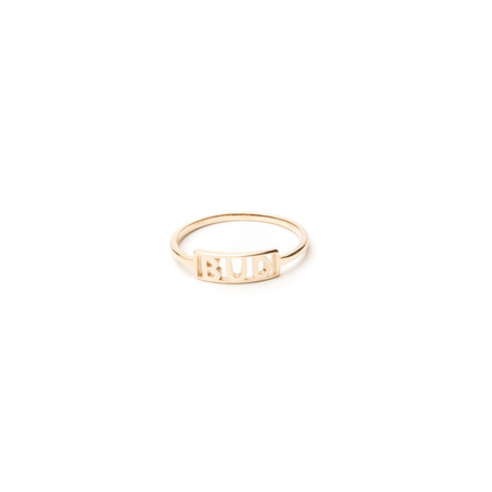 Winden Bud Ring