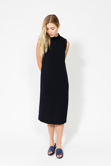 KAAREM Skywave Pleat Dress