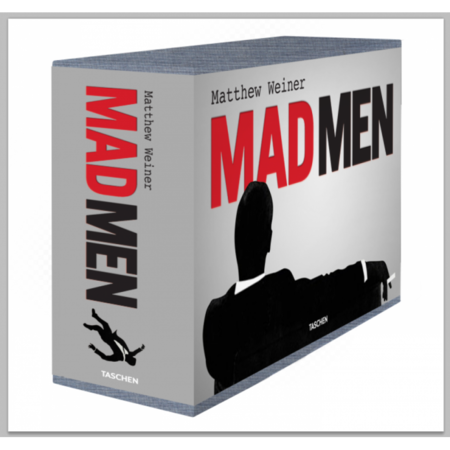 Taschen Mad Men Book