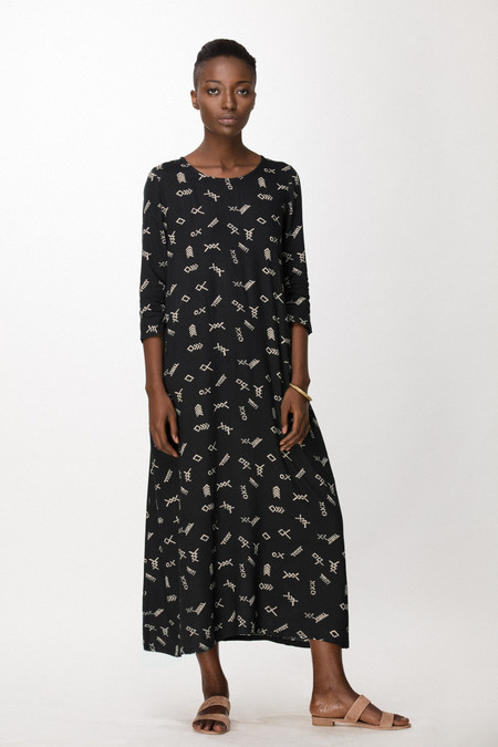 Osei-Duro Nima Long Dress
