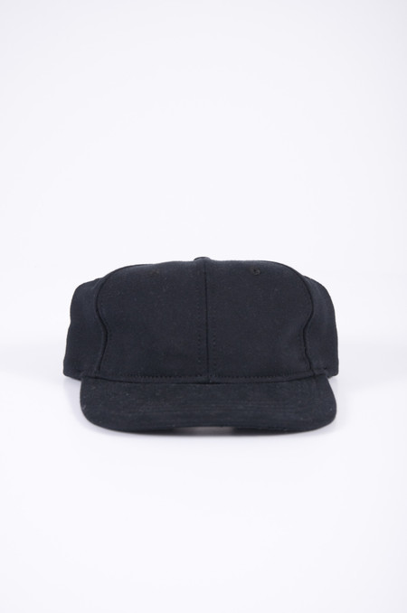 Reigning Champ Midweight 6 Panel Black
