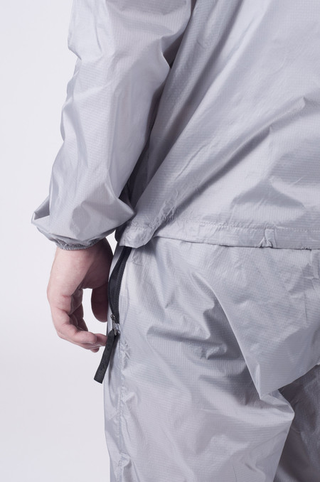 HALO Tech Jacket & Pants Grey