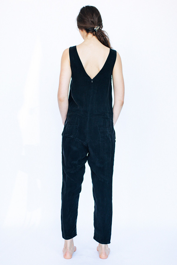 Objects Without Meaning NIKA INK JUMPSUIT