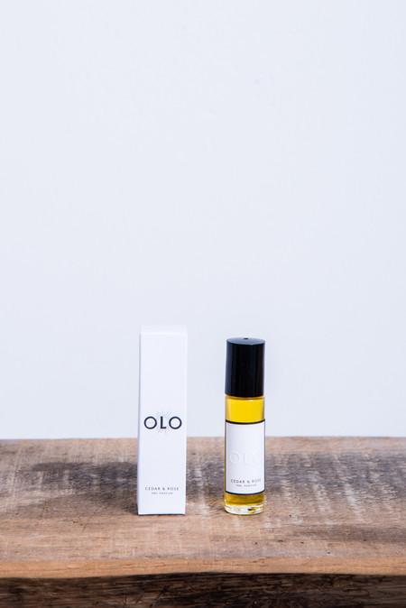 olo Fragrance Cedar & Rose 9ml
